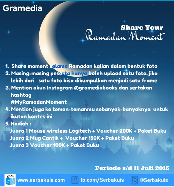 Share Your Ramadan Moment
