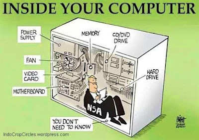 Waspada, Menurut Kaspersky NSA Ada di Setiap Hardisk Komputer Anda!