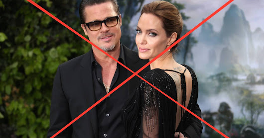 Stop The World, Brangelina Is Getting Off