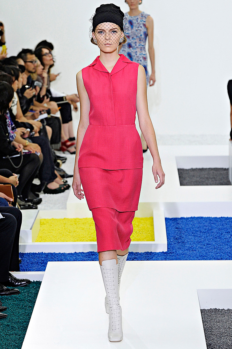 Andrea Janke Finest Accessories A Dream Of Sicily By: ANDREA JANKE Finest Accessories: Simons For Dior