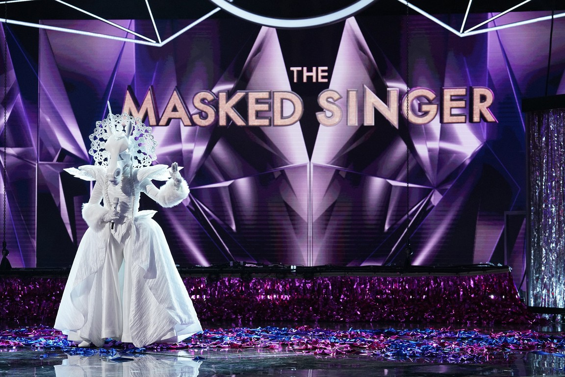 The Masked Singer - Season 1 Episode 03: Five Masks No More