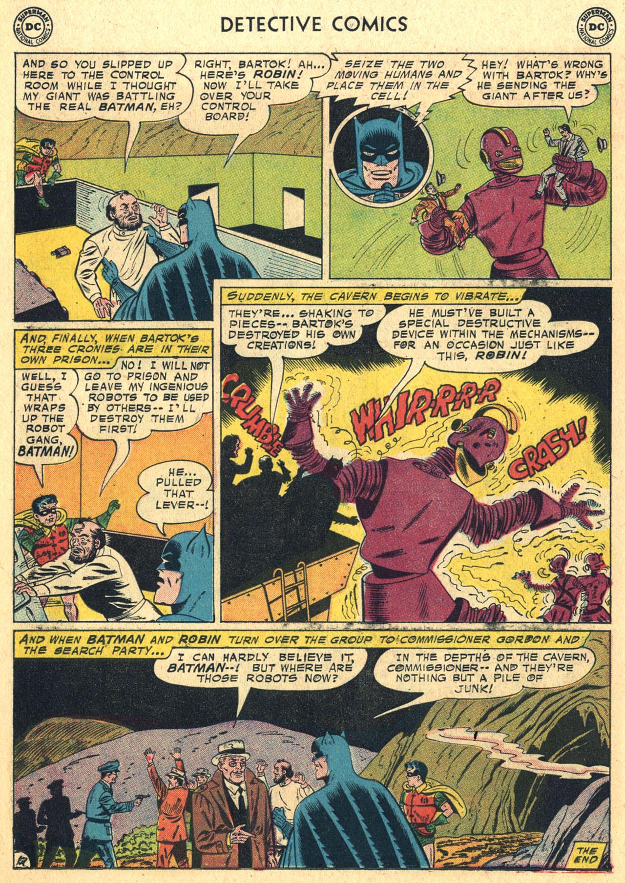 Read online Detective Comics (1937) comic -  Issue #258 - 14