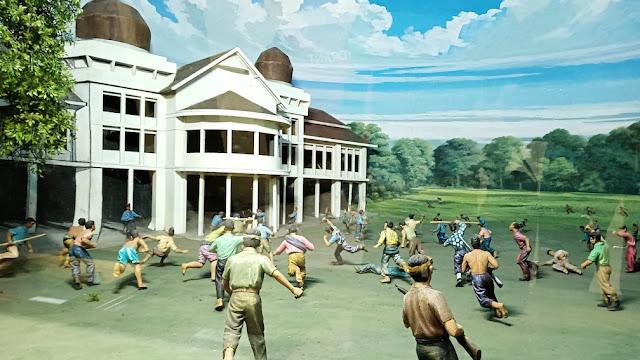 diorama museum pengkhianatan pki pondok gede cipayung jaktim
