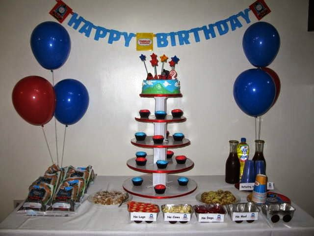 Mommy Bares All: A Birthday Party Inspired by the Book Go, Train, Go ...