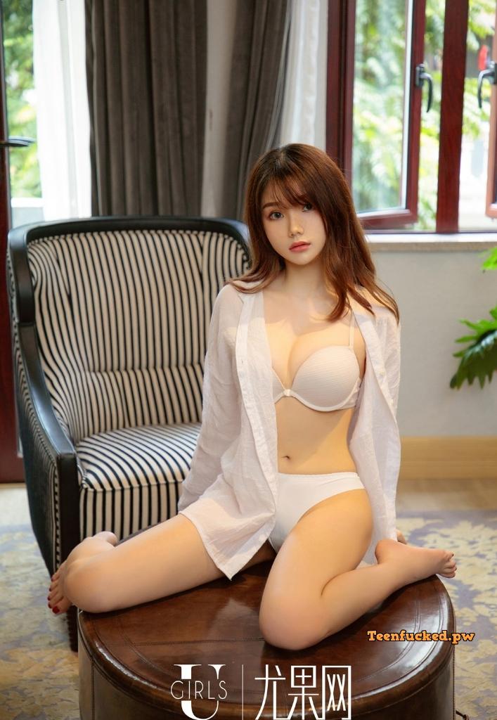 UGIRLS U403 MrCong.com 015 wm - UGIRLS U403: Người mẫu 泡芙少女 (66 ảnh)