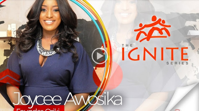 """It Is Important To Stay True To Your Dream"", Joycee Awosika On Aim Higher Africa Ignite Series"
