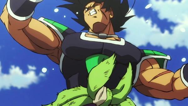 Dragon Ball Super: Broly (2018) HD 1080p y 720p Latino Dual