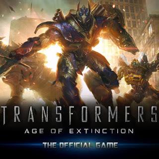 Transformers: Age of Extinction Apk Logo