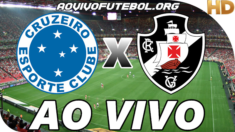 Cruzeiro x Vasco Ao Vivo HD Premiere