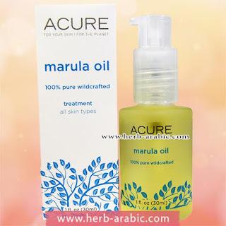 فوائد زيت المارولا في معالجة علامات التمدد في الجلد