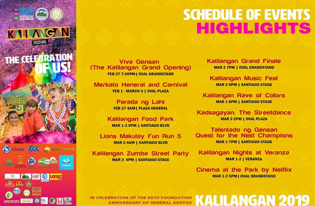 A Celebration of Us: Kalilangan Festival 2019 all set!