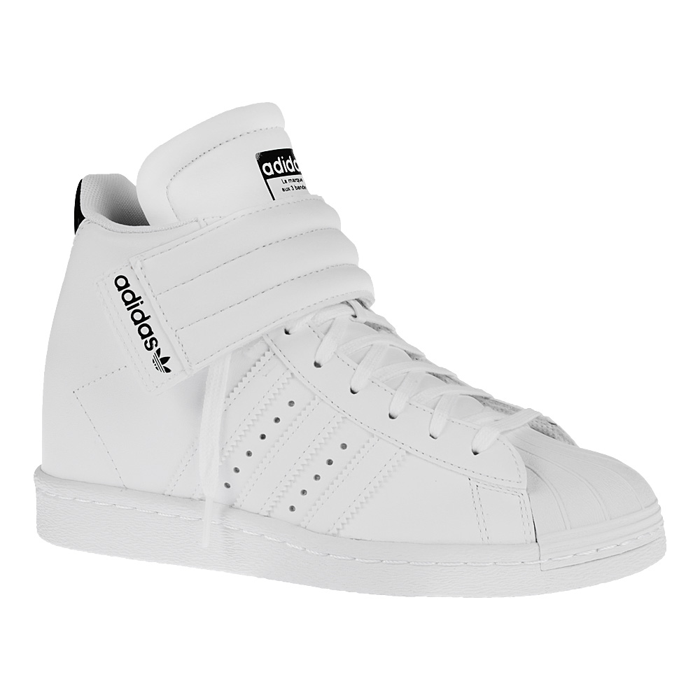 adidas superstar up strap branco