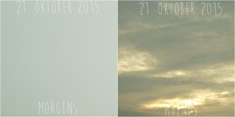 Blog + Fotografie by it's me! - Himmel am 21.10.2015