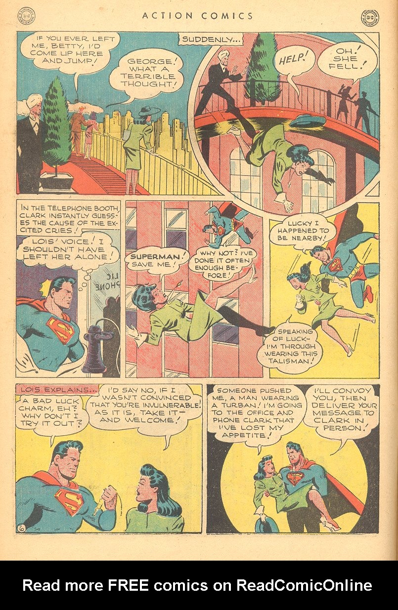 Read online Action Comics (1938) comic -  Issue #99 - 8