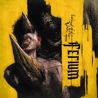 Ferium - Behind The Black Eyes - cover album - 2016