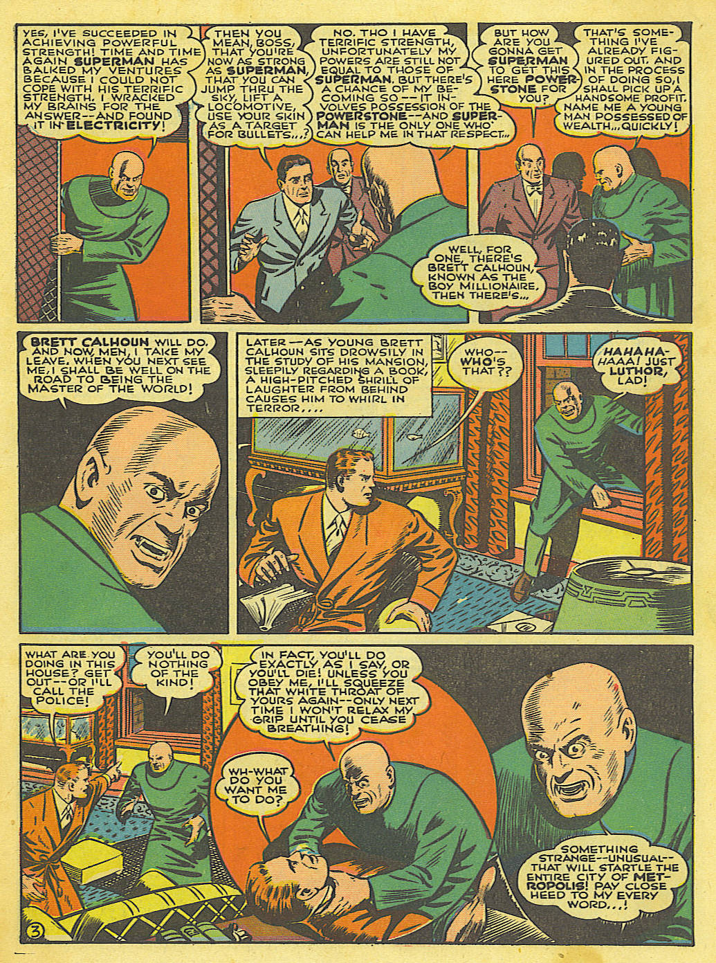 Action Comics (1938) 47 Page 4