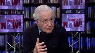 Chomsky: Neoliberalismo de EEUU es un disfraz de su tiranía