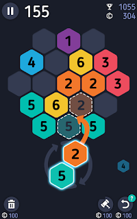 Make7! Hexa Puzzle Mod Apk