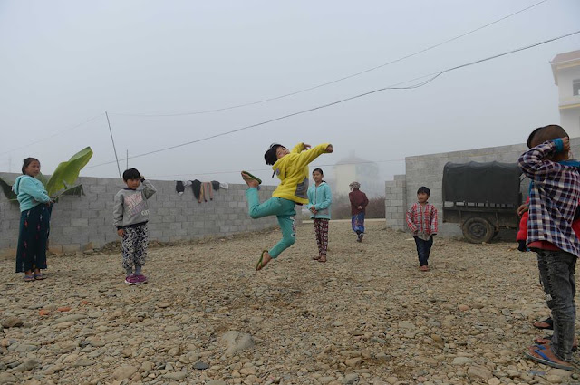 More than 3,000 Myanmese refugees have crossed the border to China to escape the violence.