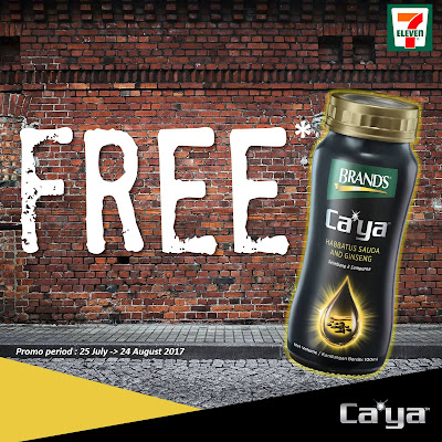 Brand's Ca'ya Buy 1 Free 1 7-Eleven Promo