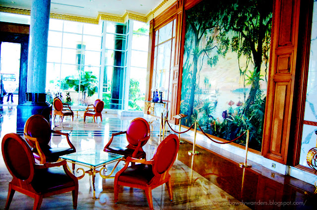 bowdywanders.com Singapore Travel Blog Philippines Photo :: Brunei :: Brunei Empire Hotel - A Cultural Landmark