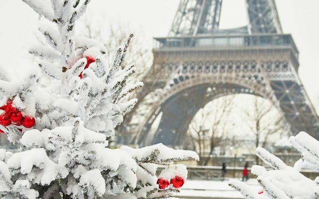Parigi voli e hotel dicembre 2017
