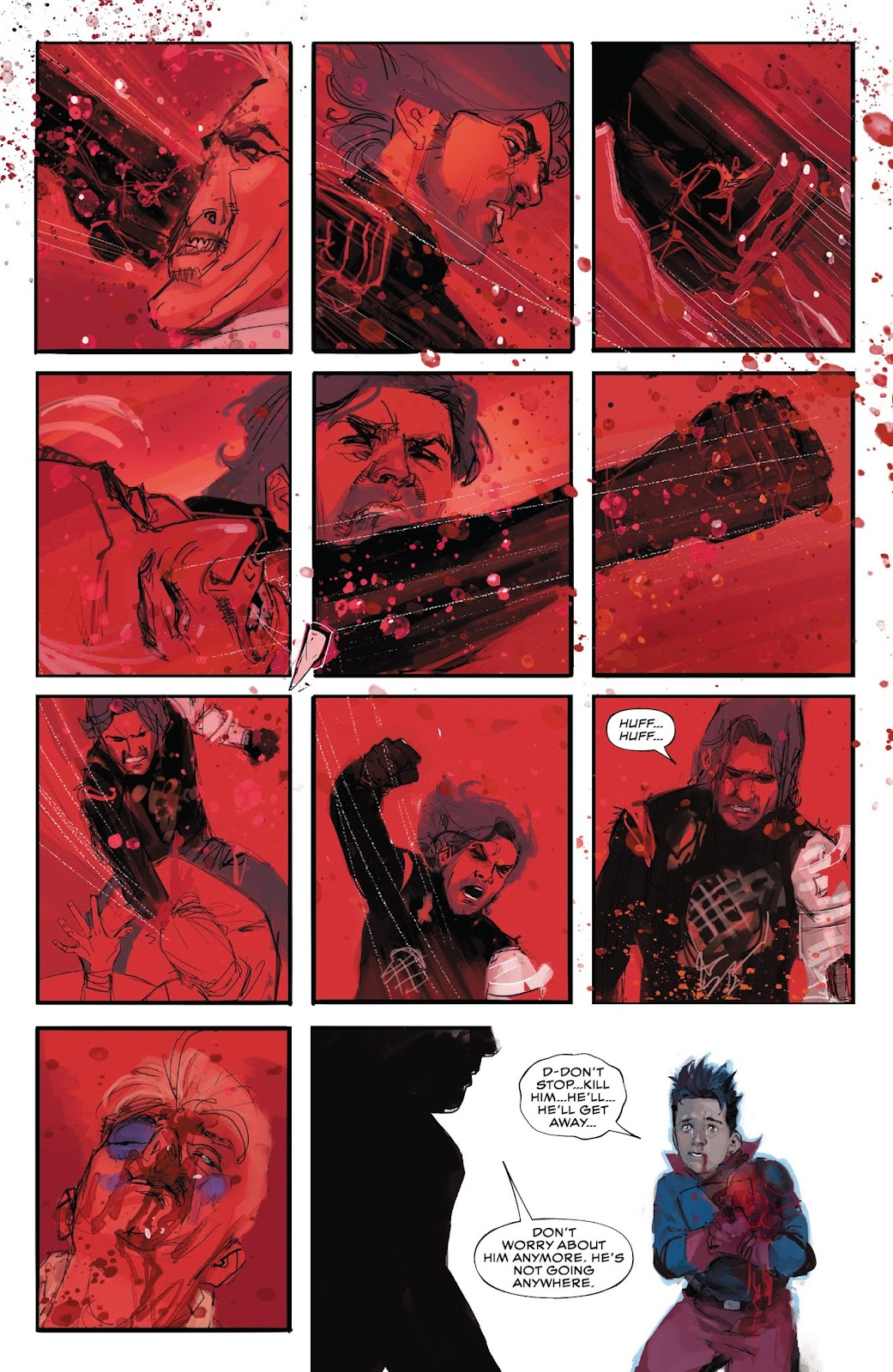 Read online Winter Soldier (2018) comic -  Issue #2 - 22