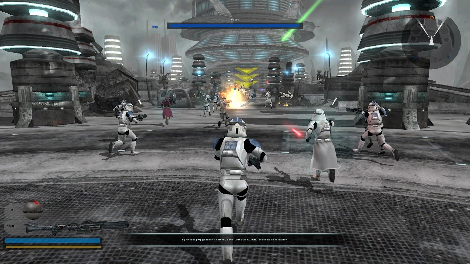 Star Wars: Battlefront 2 (Multi) - diversão diretamente de uma galáxia  muito distante - GameBlast