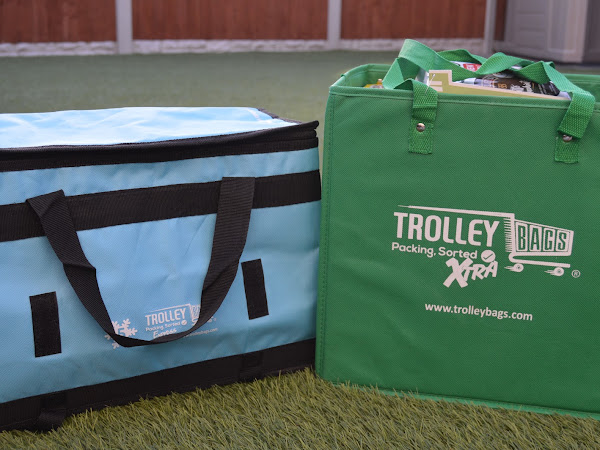 Trolley Bags Xtra and Cool Bag Review and Giveaway