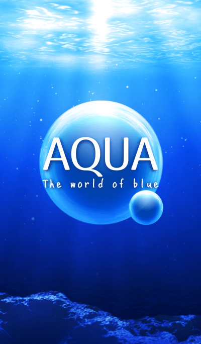 AQUA - the world of blue (JPN)