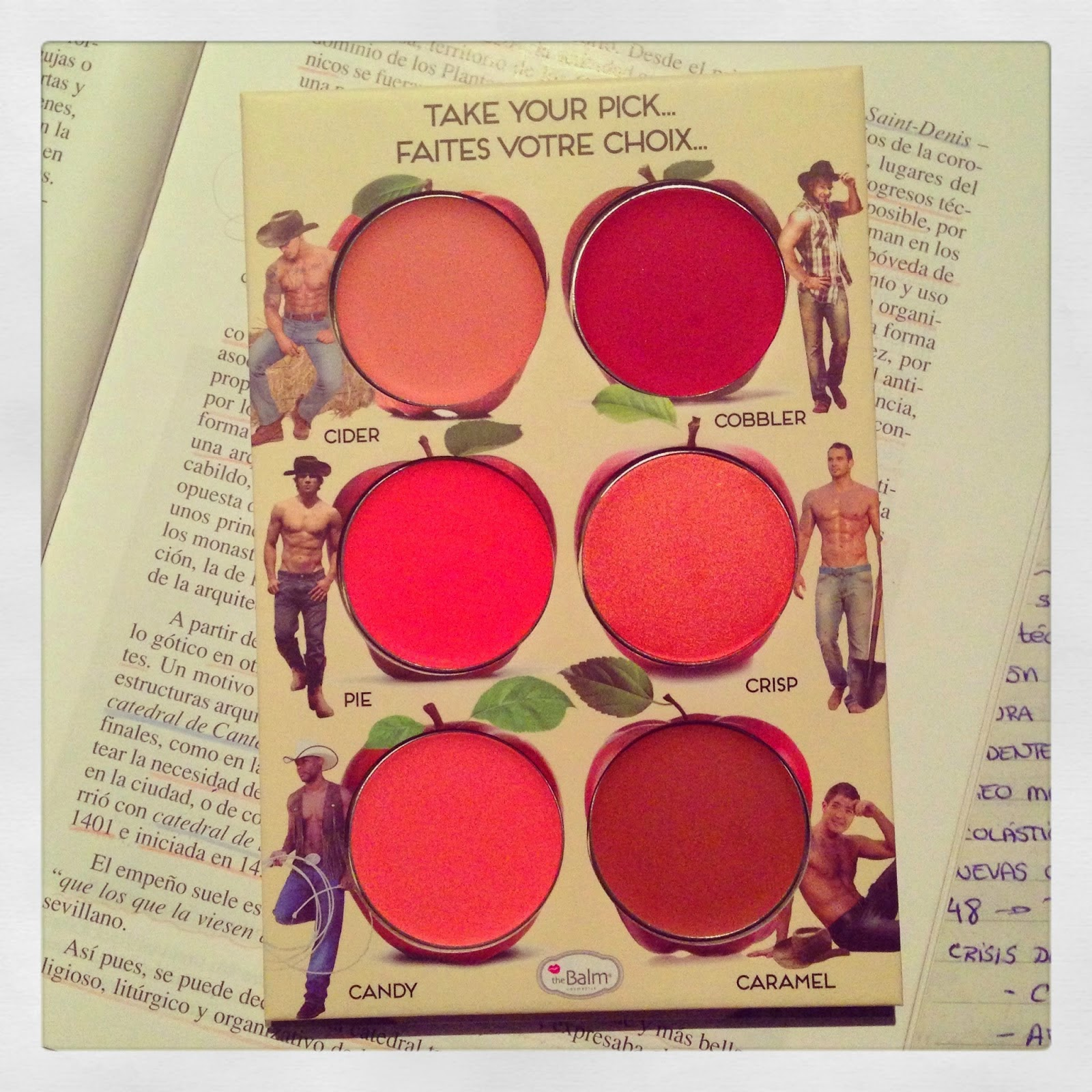 How 'bout them Apples? The Balm