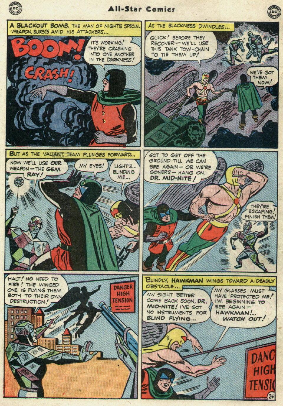 Read online All-Star Comics comic -  Issue #51 - 30