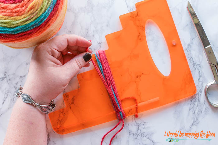 Using a Pattiewack Tassel Maker