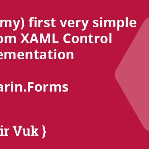 Xamarin Forms and Entity Framework Core 2 0: CRUD Example - Almir Vuk