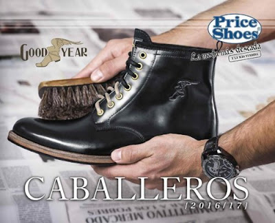 Zapatos Price Shoes Caballeros 2016