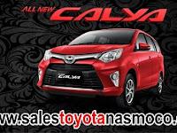 Promo Harga Kredit Toyota Calya di Dealer Toyota Nasmoco Februari 2018