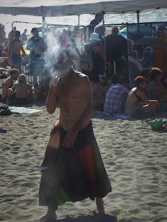 Kreta, Matala, hipis