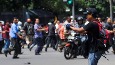 Data Korban Insiden Teror Bom sarinah