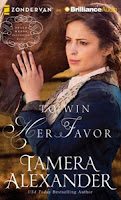 To Win Her Favor by Tamera Alexander, read by Melba Sibrel