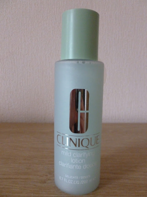 Clinique Mild Clarifying Lotion Review