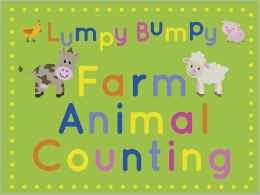Lumpy Bumpy Farm Animal Counting