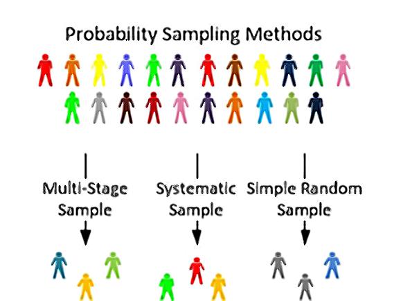 Simple Random Sample Statistics