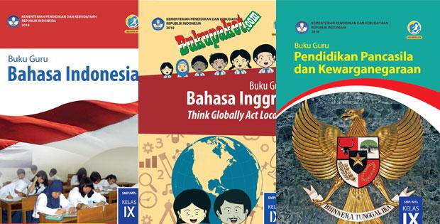 Buku Kelas 9 Kurikulum 2013 Revisi 2018