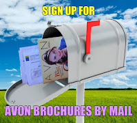 Avon Brochures by Mail