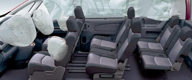 All New Nissan Serena