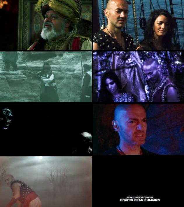 Sinbad The Fifth Voyage 2014 Dual Audio Hindi 720p BluRay