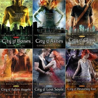 The Mortal Instruments 1-6 Series (ePub)