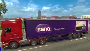 2S BenQ trailer mod