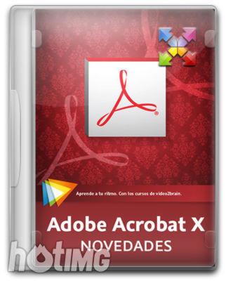 Video2Brain: Adobe Acrobat X: Novedades