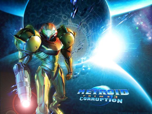 Metroid Prime Wallpapers